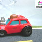 MINI HA HA MATCHBOX SERIE SUPERFAST MINI 1000 AUSTIN ROVER - car-collector.net