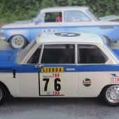 BMW 2002 RALLYE DU PORTUGAL 1972 - WARMBOLD / DAVENPORT - TROFEU 1/43 - car-collector
