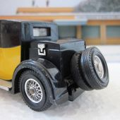 Y24-1. BUGATTI T44 1928 YESTERYEAR MATCHBOX 1/72 - car-collector.net