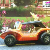 SAND CAT BUGGY MATCHBOX SPEED KINGS - car-collector.net