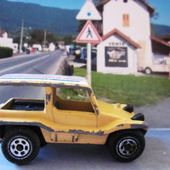 BUGGY POLISTIL 3 INCHES VOITURE MINIATURE COLLECTION CARCOLLECTOR - car-collector