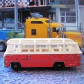MB68-b. AUTOBUS MERCEDES COACH MATCHBOX LESNEY 1/90 - car-collector.net
