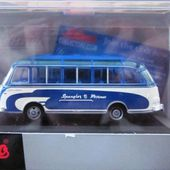 BUS SETRA S6 SCHUCO 1/87 AUTOCAR SETRA AUTOBUS SETRA - car-collector.net