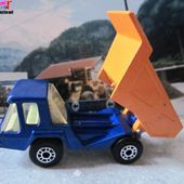 ATLAS TRUCK CAMION DE CHANTIER MATCHBOX - car-collector.net