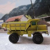 MACK DUMP TRUCK CAMION DE CHANTIER MATCHBOX - car-collector.net