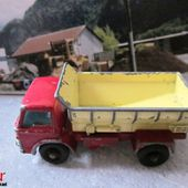 MB70-b. FORD GRIT SPREADER TRUCK 1/85 MATCHBOX - car-collector.net