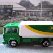 CAMION MAN CITERNE BP CORGI 1/76 - car-collector.net