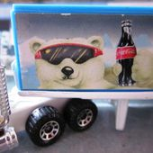 CAMION KENWORTH COCA COLA MATCHBOX 1/90 - car-collector.net