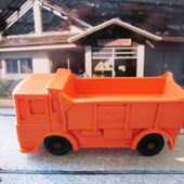 CAMION LEYLAND TIPPER TOMTE LAERDAL 1/43 TRANSPORT TOMTE NORWAY - car-collector.net