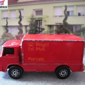 CAMION LEYLAND TERRIER CORGI JUNIORS ROYAL MAIL PARCELS - car-collector