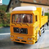 MAN F2000 CAMION GRUE MONDO MOTORS 1/72 - car-collector
