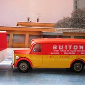 VAN MAN BUITONI 1949 CORGI 1/50 - car-collector.net