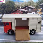 CAMION AEC ERGOMATIC CAB HORSE BOX MATCHBOX 1/100 - car-collector.net