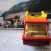 SKIP TRUCK CAMION MATCHBOX - car-collector.net