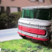 MB11-d SCAFFOLDING TRUCK CAMION MERCEDES MATCHBOX - car-collector.net