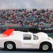 CHAPARRAL 2F SPEEDY N°802 MADE IN ITALIE - car-collector