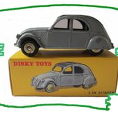 CITROEN 2CV 1951 DINKY TOYS MECCANO FRANCE - car-collector.net