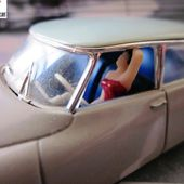 CITROEN DS19 1955 BEIGE GINA LOLLOBRIGIDA 1/43 VITESSE EDITION LIMITEE - car-collector.net
