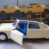 CITROEN DS 19 STREET CLASSICS BURAGO 1/32 - car-collector.net