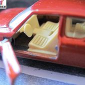 CITROEN SM MATCHBOX SUPERFAST 1/63 - car-collector.net