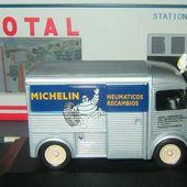 FASCICULE N°2 CITROEN TUB TYPE H MICHELIN ELIGOR 1/43 - car-collector.net