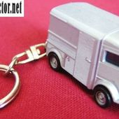 PC CITROEN TUB TYPE H - PORTE CLES CITROEN - car-collector.net