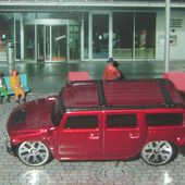 HUMMER H2 MAISTO 1/64 - car-collector