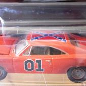 1969 DODGE CHARGER GENERAL LEE JOHNNY LIGHTNING 1/64 THE DUKES OF HAZZARD - car-collector.net