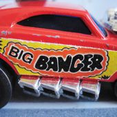 BIG BANGER DODGE CHARGER SUPERFAST MATCHBOX - car-collector.net