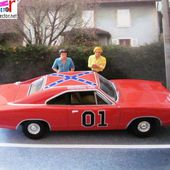 DODGE CHARGER GENERAL LEE SHERIFF FAIS MOI PEUR CORGI 1/36 - car-collector.net