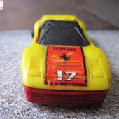 FERRARI 308 GTS 1986 SERIE BURNIN KEY CARS MATCHBOX 1/64 - LOCK UPS - car-collector.net