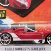 FERRARI 333 SP HOT WHEELS 1/64 333SP LE MANS F333 - car-collector