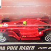 F1 FERRARI F2007 HOT WHEELS 1/64 - KIMI RAIKKONEN ET FELIPE MASSA - car-collector.net