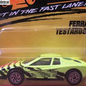 FERRARI TESTAROSSA MATCHBOX SUPERFAST 1/59 - car-collector.net