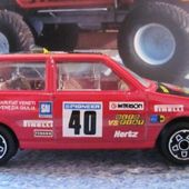 FIAT UNO RALLYE BURAGO 1/43 - car-collector.net