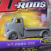 FORD COE 1947 JADA 1/64 AVEC PLATEAU COULISSANT SLIDING BED MOTION - car-collector.net