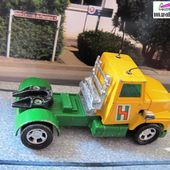 FORD LTS CAMION TRACTEUR MATCHBOX 1973 SERIE SUPER KINGS HUBSCHRAUBER - car-collector.net