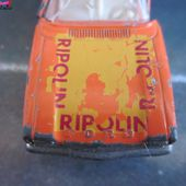 FORD CAPRI 1700 GT PEINTURES RIPOLIN SIKU 1/64 - car-collector.net