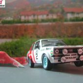 FASCICULE N°97 FORD ESCORT RS 1800 MKII 1979 MONTE CARLO - B. WALDEGAARD ET H. THORSZELIUS - car-collector.net