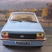 FASCICULE N°87 FORD FIESTA 1976 IXO 1/43 - car-collector.net
