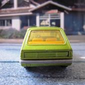 FORD FIESTA 1981 1/43 COUGAR - car-collector.net