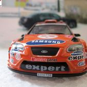 FASCICULE N°71 FORD FOCUS RS WRC 07 MONTE CARLO 2008 - HENNING SOLBERG CATO MENKERUD - car-collector.net
