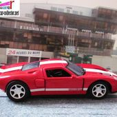 FORD GT 2005 1/32 NEWRAY PULLBACK FORD GT NEW RAY PULL BACK - car-collector