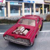 FORD MERCURY COUGAR DRAGSTER MATCHBOX SPEED KINGS - car-collector.net
