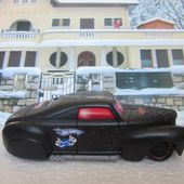 FORD MERCURY CUSTOM HOT WHEELS MC DONALDS 2010 - car-collector.net