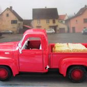 53 FORD PICKUP MAISTO 1/32 SERIE POWER RACER PICK-UP FORD 1953 - car-collector