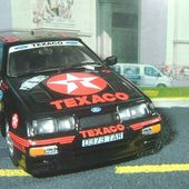 FORD SIERRA COSWORTH 1987 RALLYE MILLE LACS 1000 LAKES RALLY VATANEN - car-collector