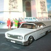 FORD STARLINER 1960 MAISTO 1/64 PRO RODZ SERIES - car-collector.net