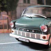 FOURGON FORD TRANSIT 1965 1/43 MINICHAMPS - car-collector.net