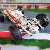 HONDA F1 RA 301 1969 - JOHN SURTEES - CHAMPION 1/66 - car-collector.net